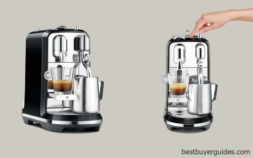 Nespresso Creatista Single Serve Espresso Machine