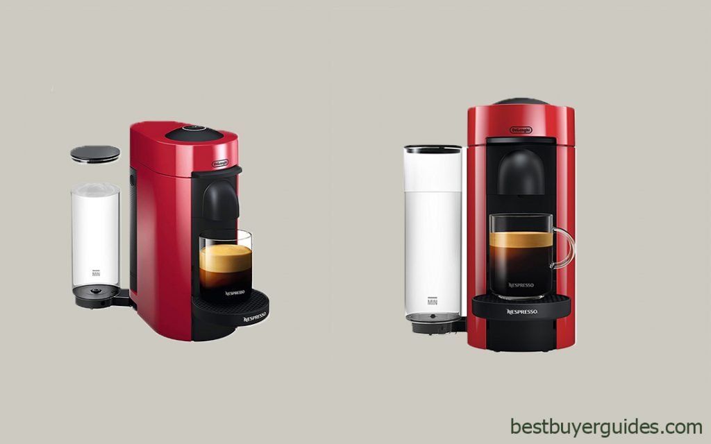 DeLonghi VertuoPlus Coffee and Espresso Maker Nespresso Machine