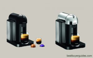 Nespresso GCA1-US-CH-NE VertuoLine Coffee and Espresso Maker