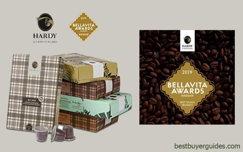 Caffé Hardy Italy Nespresso OriginalLine