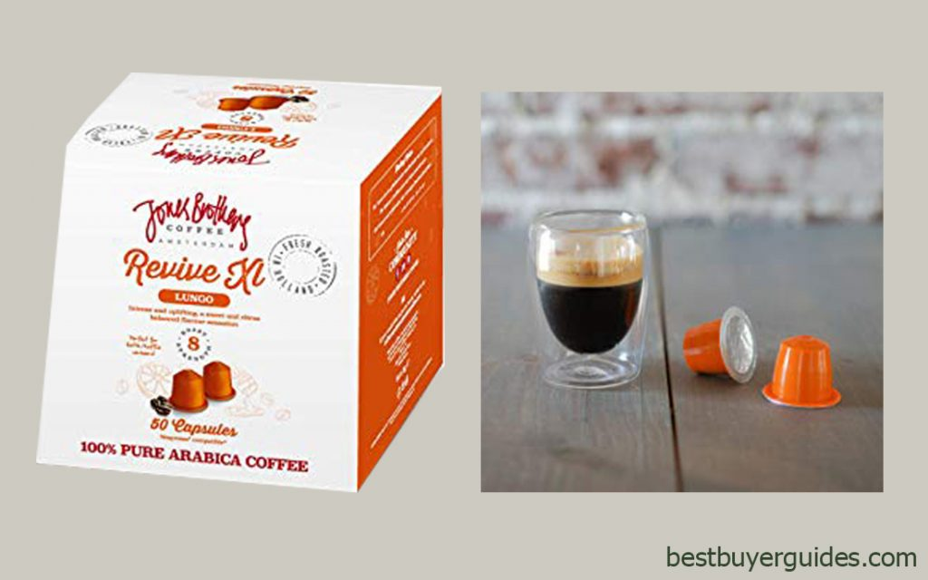 Jones Brothers Nespresso Compatible Coffee Capsules