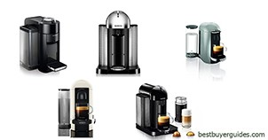 Top 5 Best Nespresso Vertuoline Machine Reviews 2021